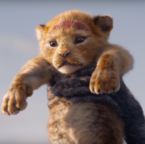 Why Disney's new Lion King movie isn't technically live-action