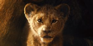 The Lion King live-action, Disney poster