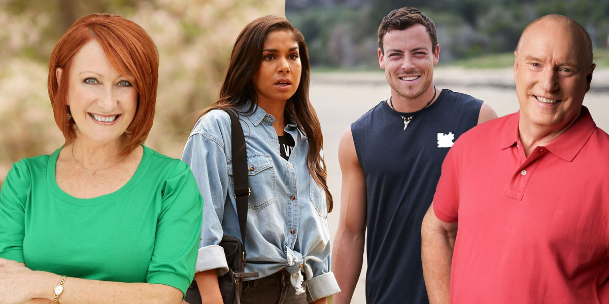 Home And Away 5498