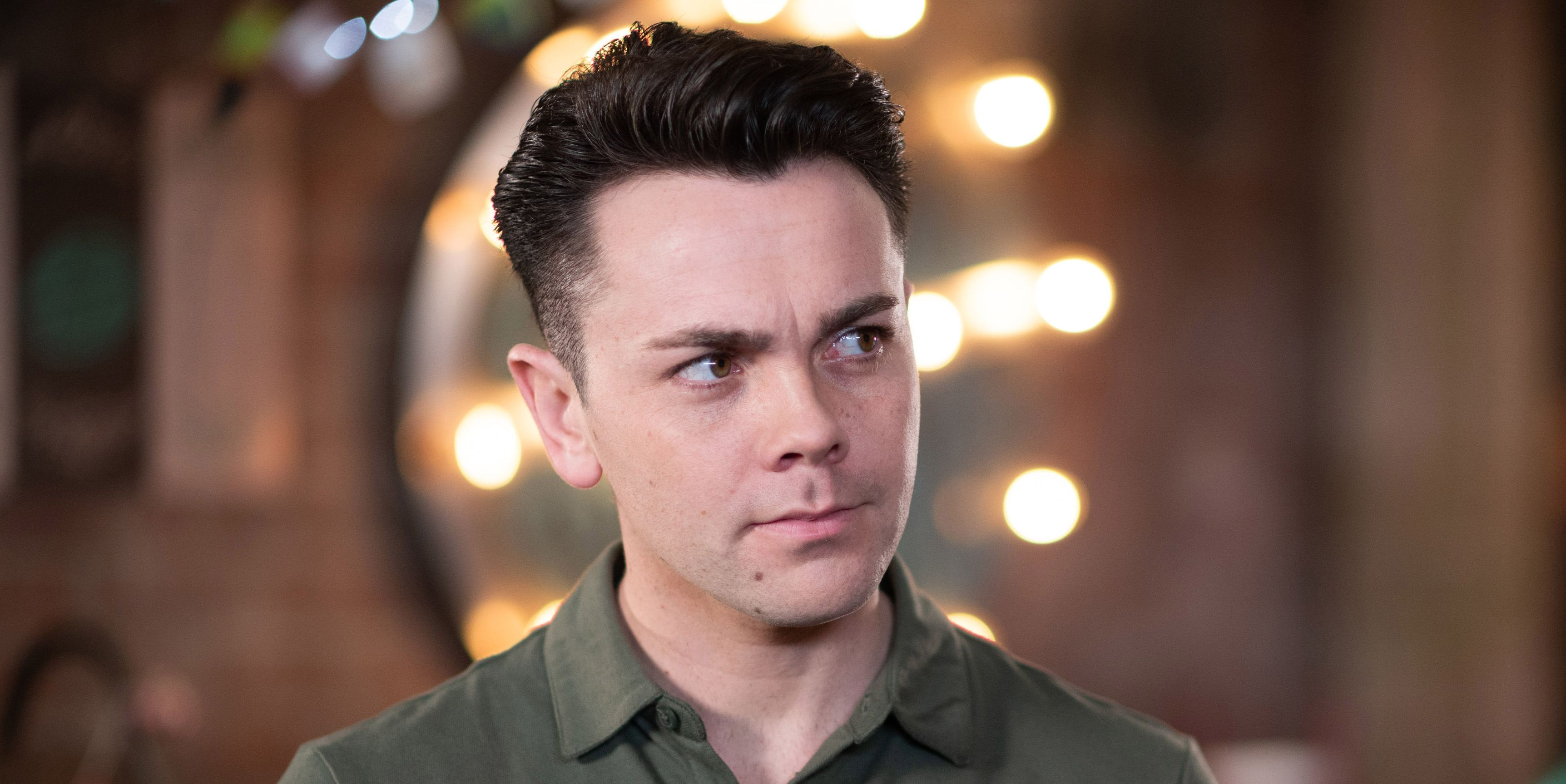 Exclusive: Hollyoaks star Ray Quinn calls for classic Brookside box-set on Netflix