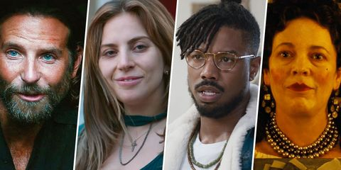 Oscar Predictions 2019 Best Actress Oscars 2019 best actor and actress predictions