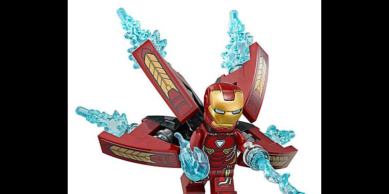 Marvel Lego, Thanos Ultimate Battle