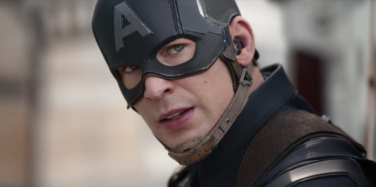 Captain America star sends sweet message to boy who saved sister from dog attack