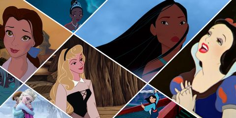 Disney Princesses Box Office Success Ranked