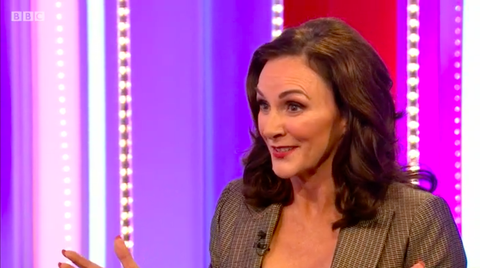 Shirley Ballas on The One Show