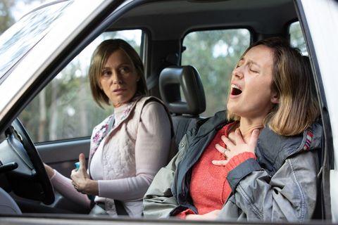Alice Wells exacts her final revenge against Sonya Rebecchi in Neighbours