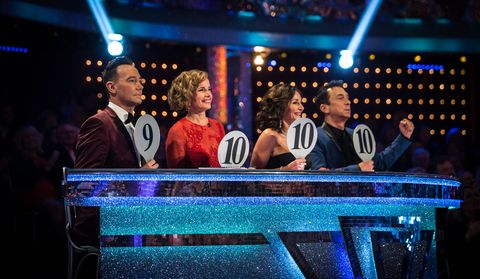 strictly come dancing week 12 results 2018