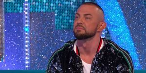 Robin Windsor, Strictly Come Dancing: It Takes Two (November 20)