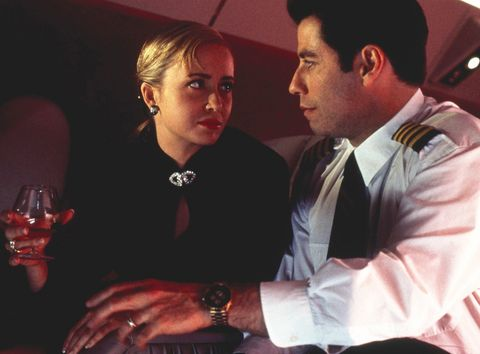 Hollyoaks Lysette Anthony Aka Marnie Nightingale Was In This Classic Family Film With John Travolta