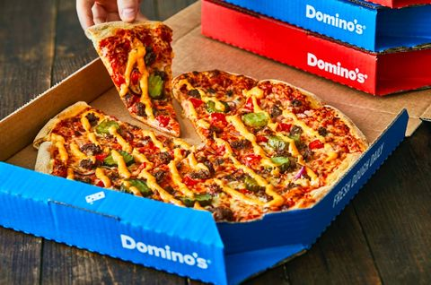 Dominos Pizza Launches New Cheeseburger Pizza