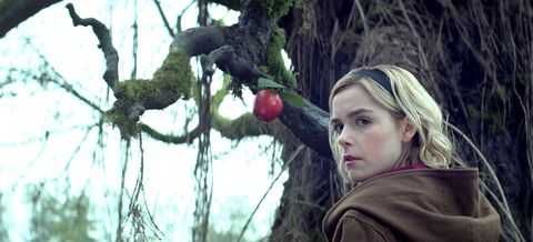 Chilling Adventures of Sabrina, Kiernan Shipka as Sabrina Spellman