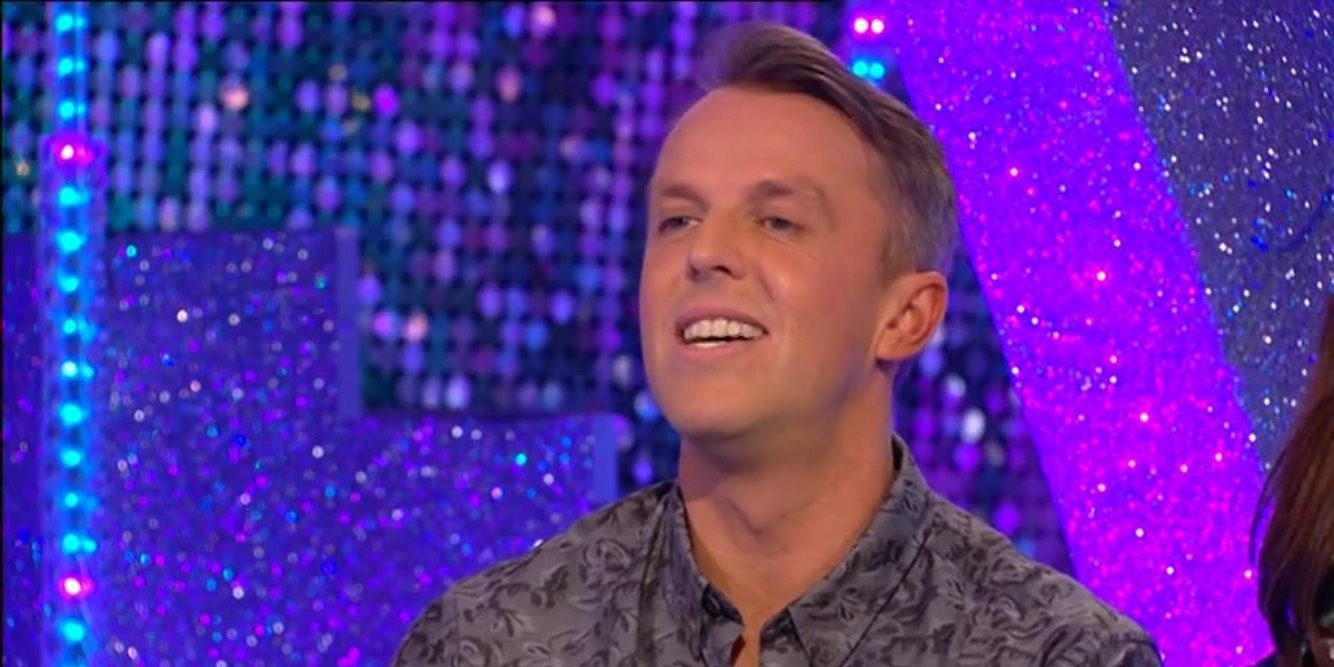 Strictly Come Dancing It Takes Two 11/26/18: Graeme Swann