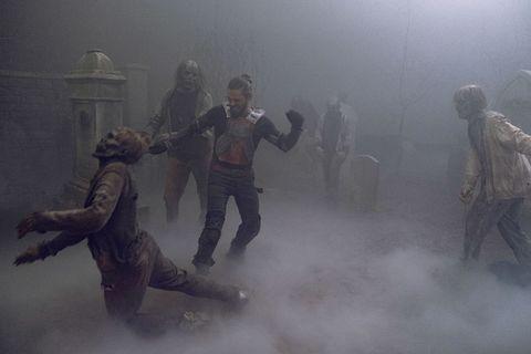 Walking Dead star Tom Payne hints at Jesus season 9 flashback