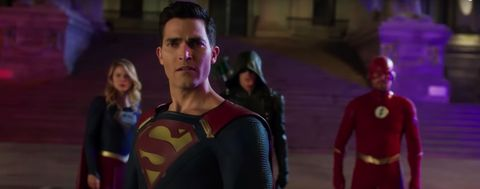 Arrowverse 'Elseworlds' crossover features a Smallville