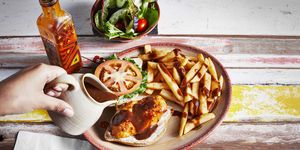 Nando's is giving away gift cards with 10 free meals on them