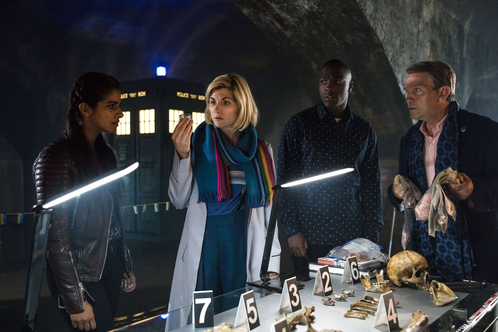 Doctor Who Christmas special 2018 - Doctor Who New Year