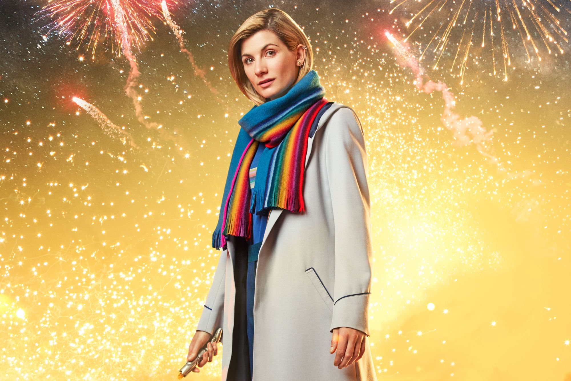 Doctor Who: New Year's Day special