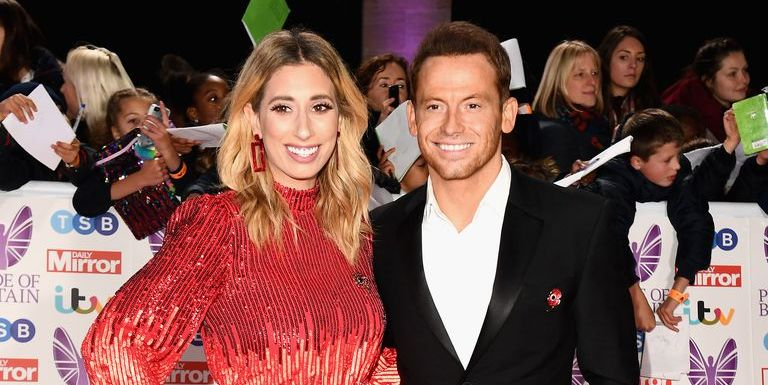 Stacey Soloman & Joe Swash