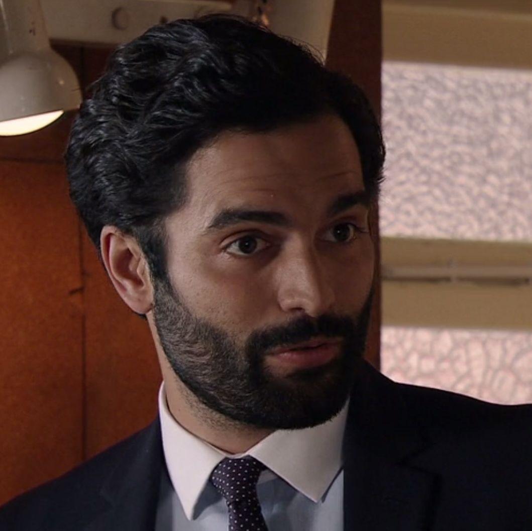 Coronation Street star Charlie de Melo reveals Imran's future after Rana's tragic death