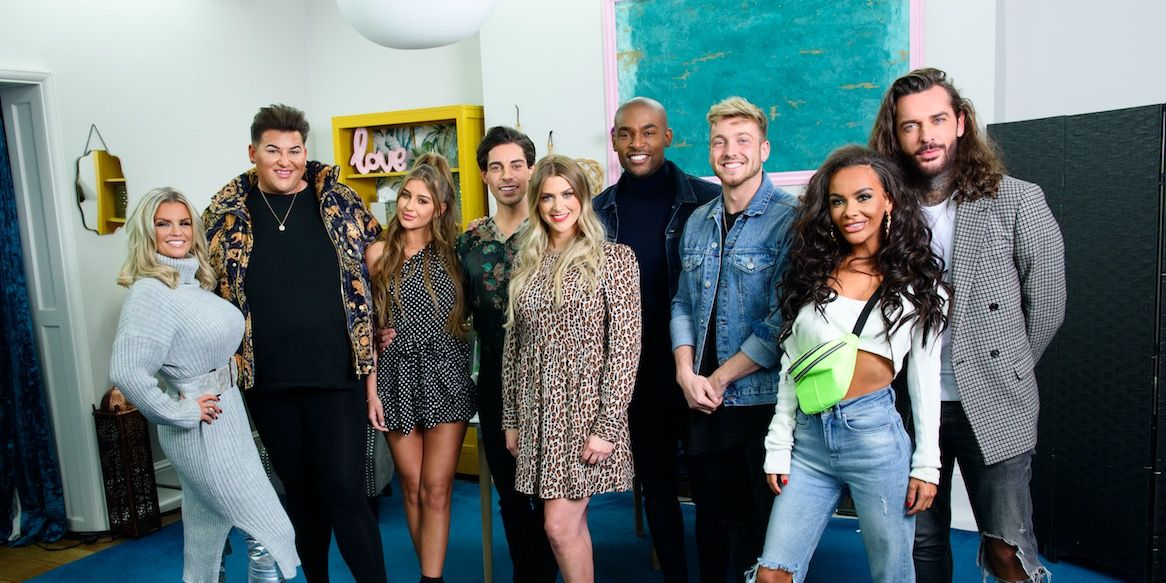 Anna Williamson, Paul Carrick Bunsen, Tom Reade Wilson, Kerry Katona, Pete Wicks, Sam Thompson, Chelsee Healey, Celebs Go Dating