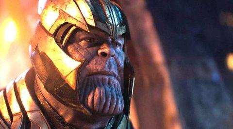 Josh Brolin as Thanos, Avengers: Infinity War