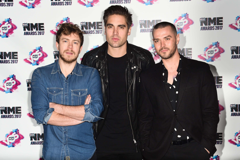 Matt Willis, James Bourne, Charlie Simpson, Busted