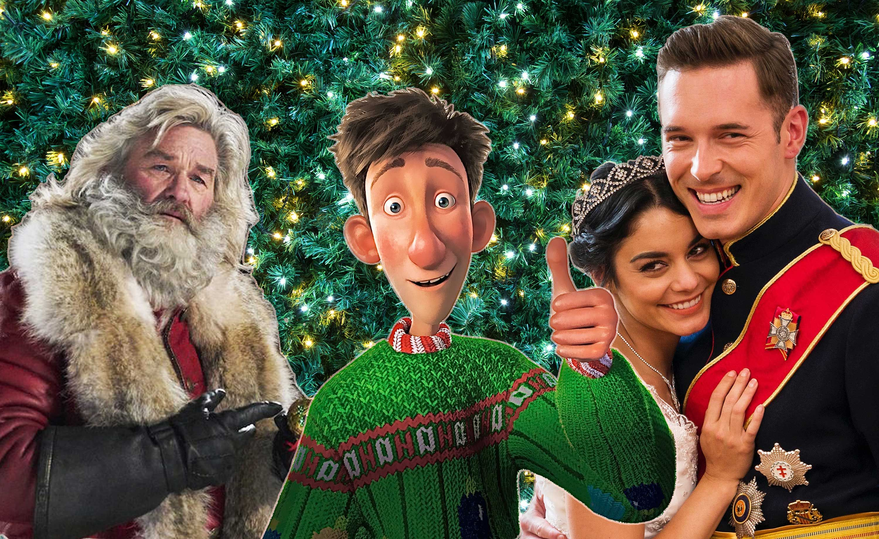 The best Christmas movies on Netflix - top festive themed