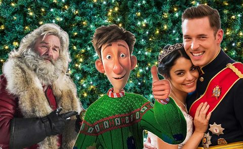 The Christmas Switch.The Best Christmas Movies On Netflix Top Festive Themed