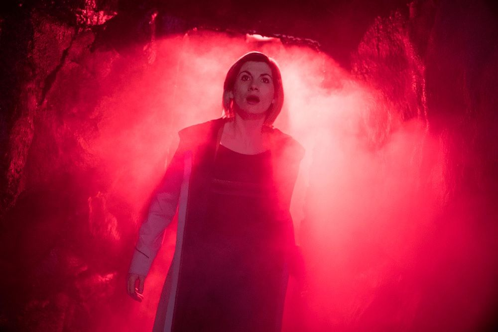 Doctor Who series 11, episode 9, 'It Takes You Away'