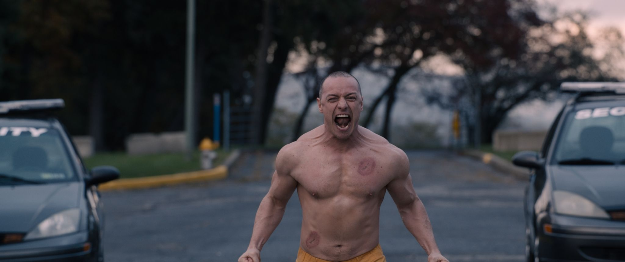Exclusive: Glass star James McAvoy reveals most difficult aspect of playing The Beast