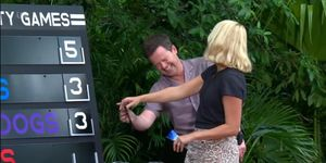I'm a Celebrity 11/30/18: Holly Willoughby trial fail