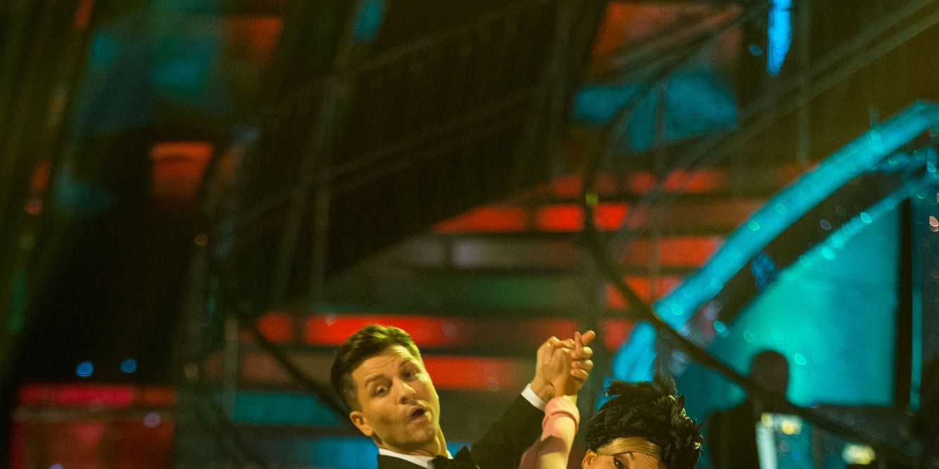 Strictly Come Dancing Musicals week – Ashley Roberts and Pasha Kovalev