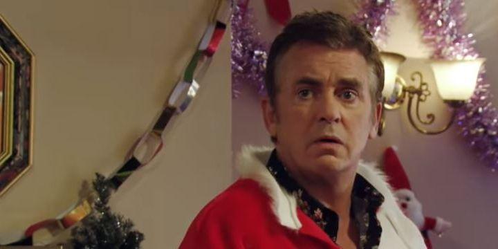 EastEnders Alfie in BBC Christmas trailer