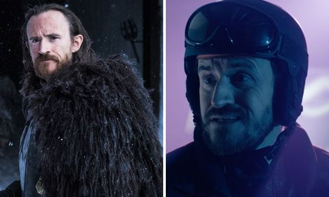 Ben Crompton in Game of Thrones and Doctor Who