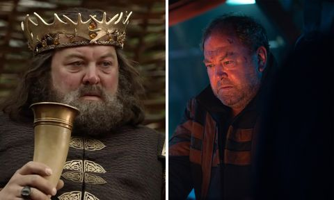 Mark Addy in Game of Thrones and Doctor Who