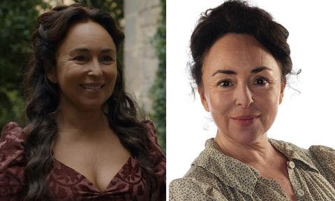 Samantha Spiro in Game of Thrones and Doctor Who