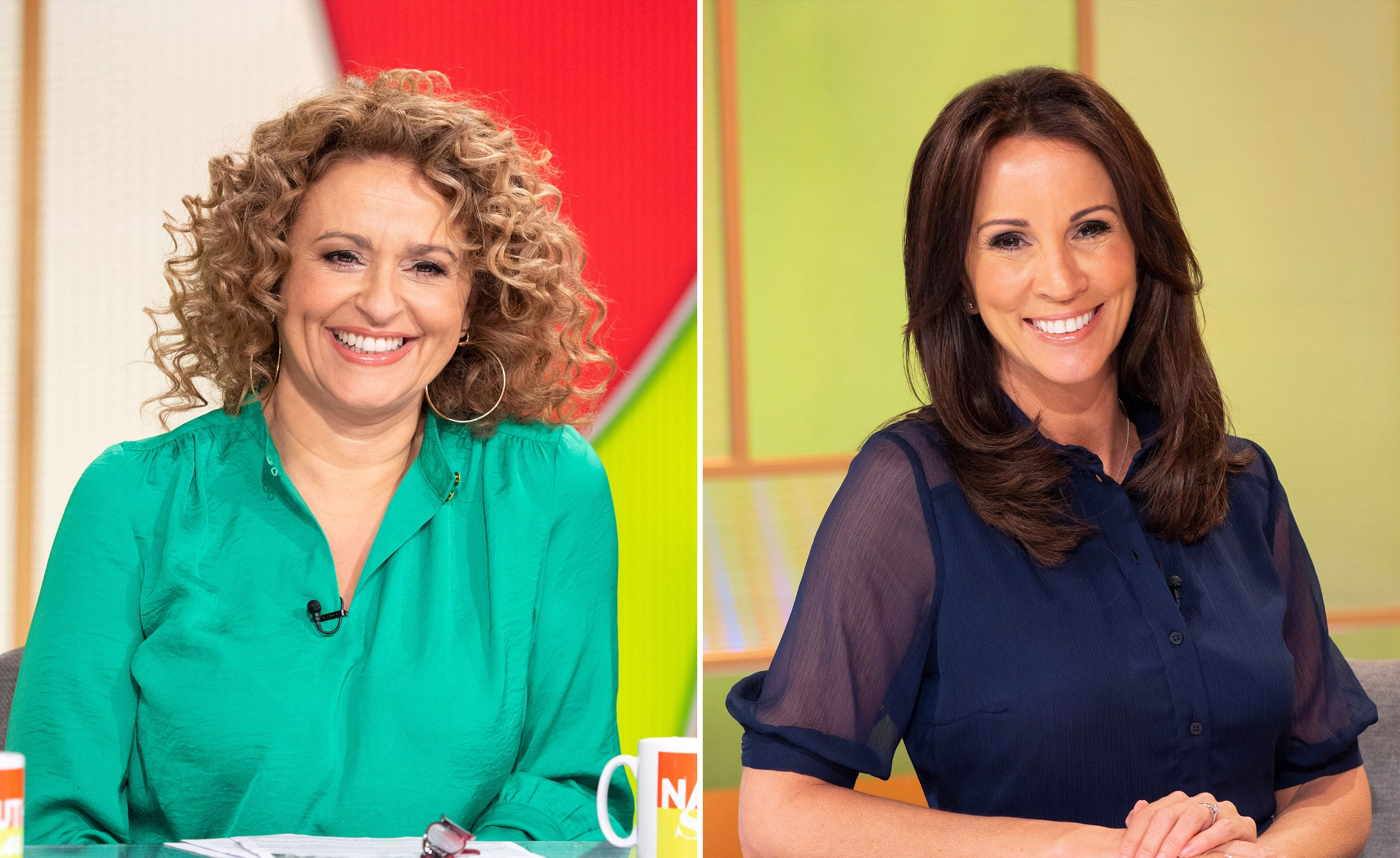 Nadia Sawalha And Loose Women Reveal Their Horrendous' Breastfeeding Experiences
