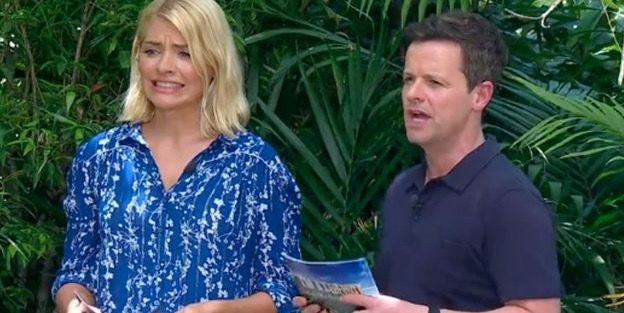 Holly Willoughby, Dec Donnelly, Declan Donnelly, I'm A Celebrity