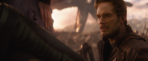 'Avengers: Infinity War's Bleak Ending Really Was All Star-Lord's Fault