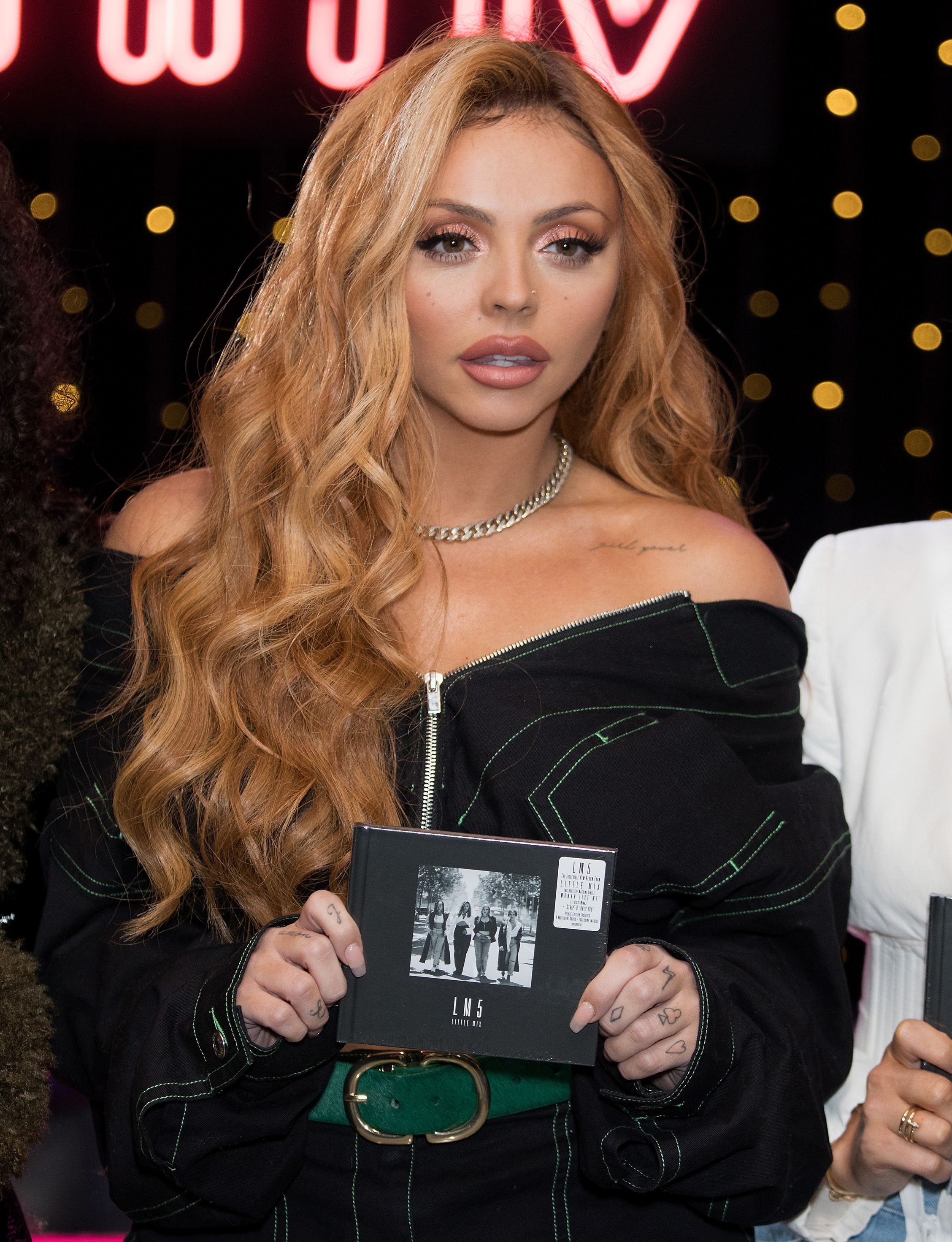 Little Mix's Jesy Nelson unveils beautiful hair transformation