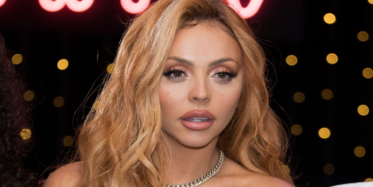 Jesy Nelson shares new short hair transformation on Instagram
