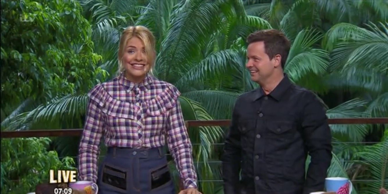 I'm a Celebrity 12/4/18: Holly Willoughby and Dec Donnelly