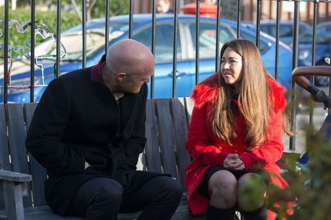 EastEnders star Lacey Turner hints Stacey Fowler could be drawn back to Max Branning