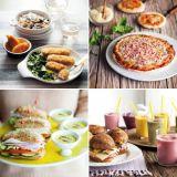 Food, Cuisine, Dishware, Dish, Tableware, Ingredient, Meal, Serveware, Recipe, Finger food,