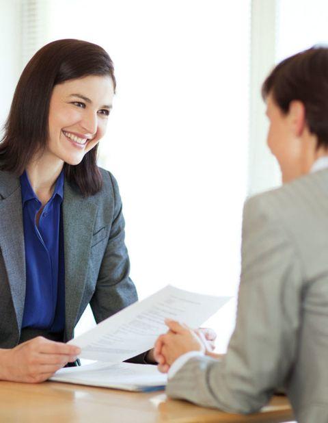 Table, Management, Job, Collaboration, Sitting, Business, Employment, White-collar worker, Blazer, Conversation,