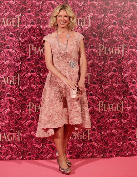 Red, Textile, Dress, Magenta, Pink, One-piece garment, Pattern, Jewellery, Purple, Fashion,
