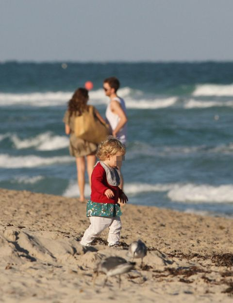 Body of water, Fun, Coastal and oceanic landforms, People on beach, Coast, Shore, Leisure, Sand, Mammal, Summer,
