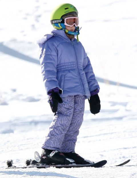 Clothing, Winter, Jacket, Trousers, Recreation, Winter sport, Personal protective equipment, Outerwear, Helmet, Outdoor recreation,
