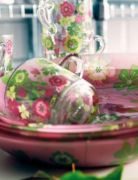 Serveware, Dishware, Drinkware, Pink, Ceramic, Porcelain, Pottery, Cup, earthenware, Teacup,