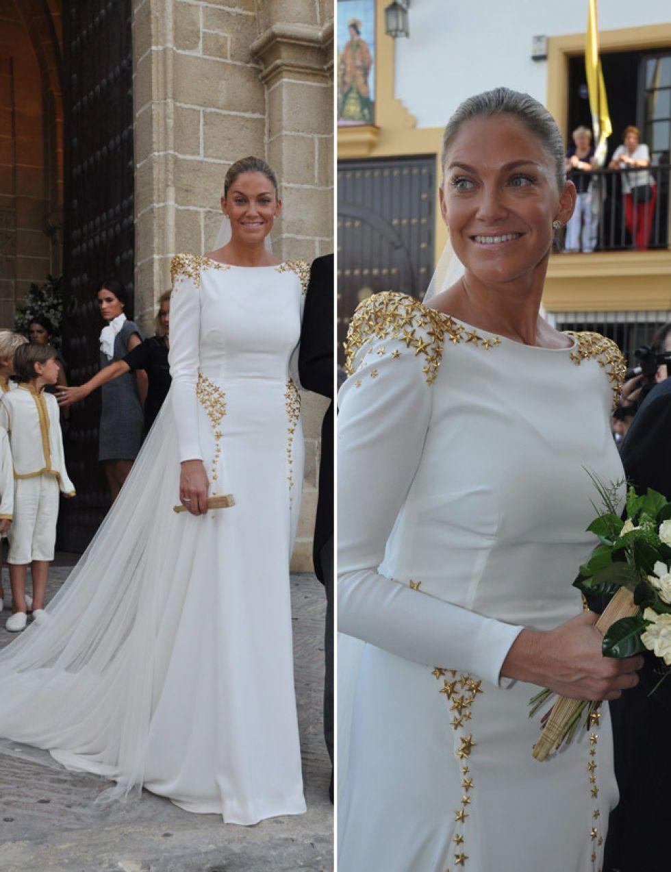 Stunning Vestido Novia Laura Vecino Contemporary - Wedding Ideas ...